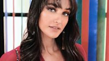 Após separação, Débora Nascimento ganha elogio de Claudia Raia e se diverte no trabalho