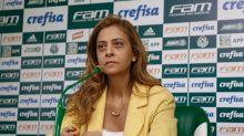Leila Pereira nega ter contratado Alexandre Mattos