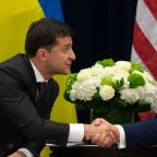 Trump releases Ukraine call transcript amid claims he is trying to distract from impeachment testimony