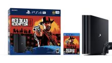 Sony is bundling Red Dead Redemption 2 with a 1TB PlayStation 4 Pro
