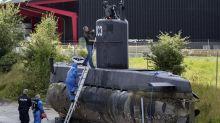 Lebenslang für U-Boot-Bauer Madsen gefordert