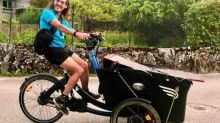 Vélo Mag - Thomas Sorel, le tour de France en triporteur