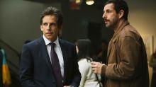 Adam Sandler, Oscar nominee? Director Noah Baumbach makes case for his 'Meyerowitz Stories' star