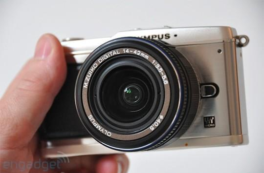 How would you change Olympus' E-P1?