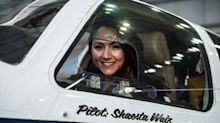Only 5% of the UK's pilots are female: but why?