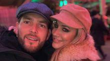 Caroline Flack's Boyfriend Lewis Burton Shares Loved-Up Photo After Her Arrest For Assault