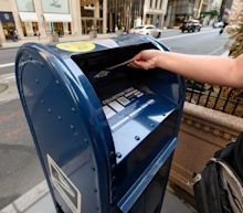 USPS says it's removing mailboxes and suspending mail collection in several major cities ahead of Biden's inauguration