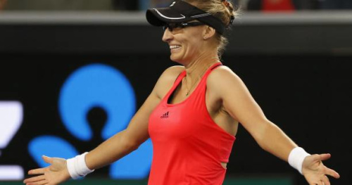 Tennis - WTA - Miami - Miami : Mirjana Lucic-Baroni balaye Agnieszka Radwanska