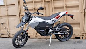Zero's FXE offers electric motorcycle fun in a slightly new package