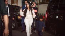 Kim Kardashian throws dinosaur-themed 4th birthday bash for son Saint
