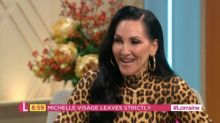 Strictly's Michelle Visage Addresses Claims She 'Stormed Out' After Blackpool Elimination