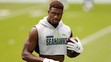Seahawks' DK Metcalf to Compete in Track and Field Event in Attempt to Make Olympics Qualifier