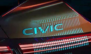 HONDA全新世代Civic下周將舉行全球首發,官方發布預告片透露它的吸睛本事