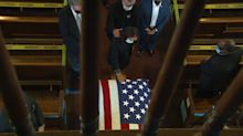 Funeral held for Brockton soldier who went missing from Fort Hood