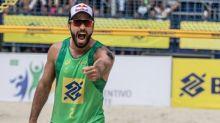 Campeão olímpico Bruno Schmidt é internado por complicações do coronavírus, no ES