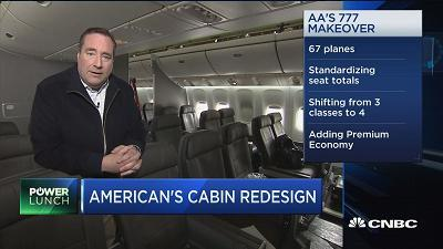 American Airlines retrofitting cabins for bottom line gai ...