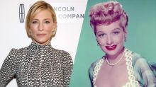 Lucille Ball biopic starring Cate Blanchett lands at Amazon