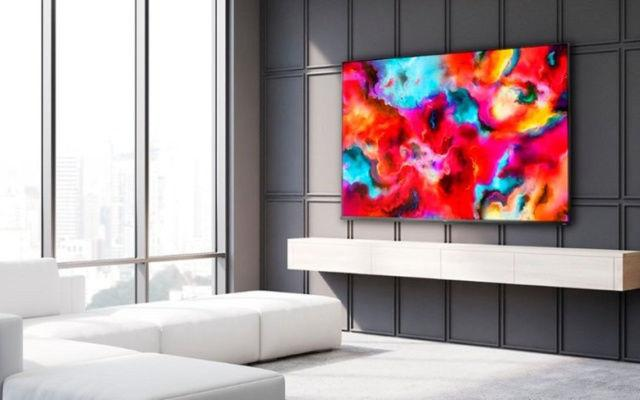 A TCL Series 6 TV