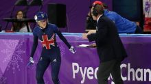 Winter Olympics 2018: Elise Christie disqualified as her disastrous Olympics comes to an end in worst possible way