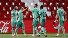 Granada 1-2 Real Madrid: LaLiga glory one game away for Zidane's men