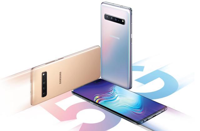 Samsung shipped 6.7 million 5G phones last year