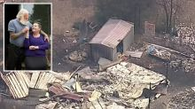 'The place still smelt like Mum': Double tragedy for man who lost his house in NSW bushfire