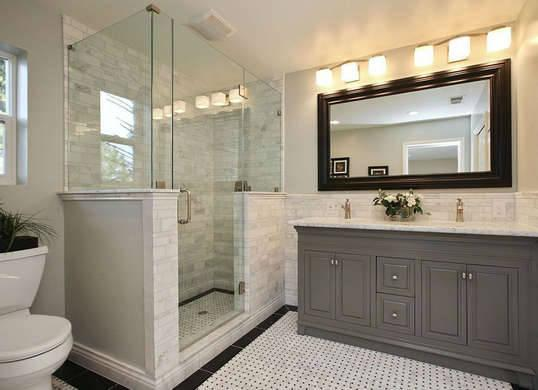 """<p>Exhaust fans do a great job of ridding your <a href=""""http://www.bobvila.com/slideshow/8-unusual-tips-for-your-cleanest-bathroom-ever-48495"""" rel=""""nofollow noopener"""" target=""""_blank"""" data-ylk=""""slk:bathroom"""" class=""""link rapid-noclick-resp"""">bathroom</a> of humid air after a hot shower. But running them continuously can actually run up your monthly heating bills, because as the fans pull warm air out of the room, that air is replaced by colder air that then needs to be heated. Switch your fans on only when necessary to ensure that you're not wasting any of your hard-earned heat. <i>Photo: <a href=""""http://www.zillow.com/homedetails/3444-Solana-Ct-Lafayette-CA-94549/18465931_zpid/"""" rel=""""nofollow noopener"""" target=""""_blank"""" data-ylk=""""slk:Zillow Digs"""" class=""""link rapid-noclick-resp"""">Zillow Digs</a></i><br>RELATED: <a href=""""http://www.bobvila.com/slideshow/9-ways-to-make-a-half-bath-feel-whole-49413"""" rel=""""nofollow noopener"""" target=""""_blank"""" data-ylk=""""slk:9 Ways to Make a Half Bath Feel Whole"""" class=""""link rapid-noclick-resp"""">9 Ways to Make a Half Bath Feel Whole</a></p>"""