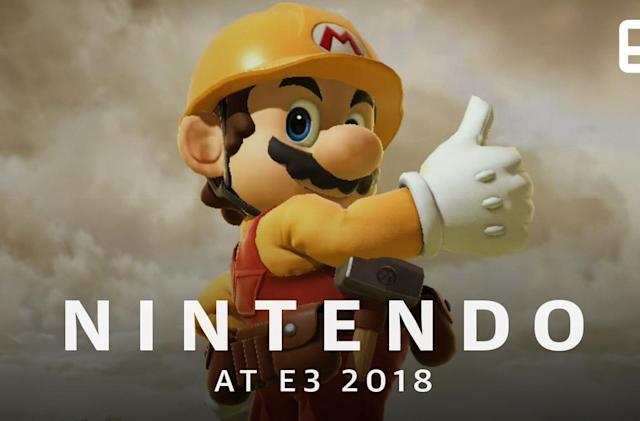 Experience Nintendo's E3 2018 booth without having to go to LA