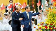 Japan, Vietnam boost defence ties as South China Sea tensions mount