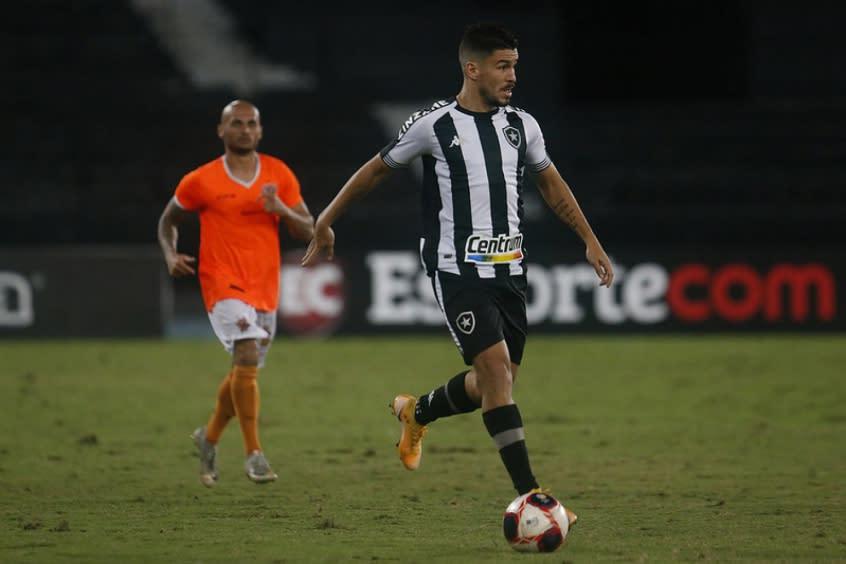 Expulso contra o Nova Iguaçu, Marcinho está fora do primeiro jogo da final da Taça Rio