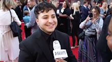 'Spider-Man's' Zach Barack Opens Up About Being Marvel Studios' First Openly Transgender Actor