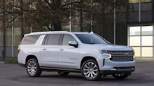 Is bigger better? General Motors increases the size of its SUVs