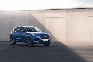 Jaguar小改E-Pace給你滿滿電力,汽柴油導入48V輕油電及增加PHEV