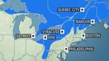 Meteorologists warn winter may return to the Northeast