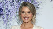 Ali Fedotowsky-Manno is 'angry' that her husband gets to work after baby