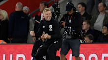 Eddie Howe hails 'historic' night for Bournemouth with victory at neighbours Southampton