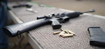 On hold: Ruling overturning Calif. assault weapons ban