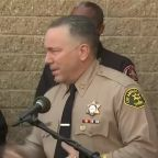 LA Sheriff discusses car accident involving Tiger Woods