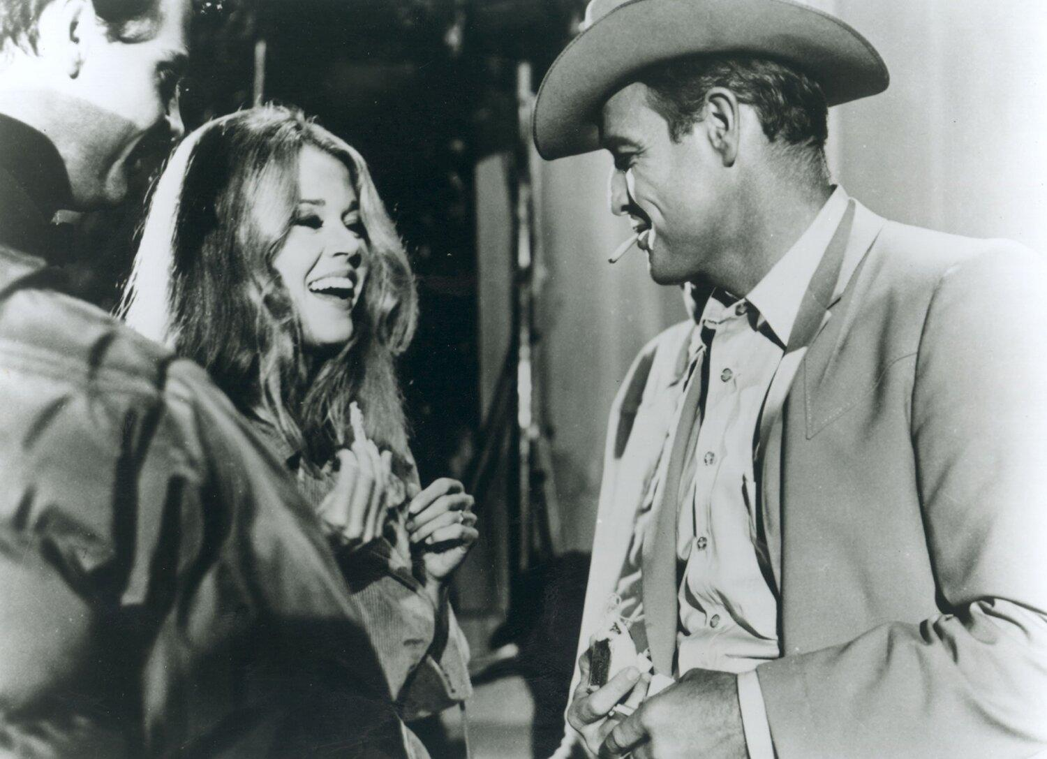 Jane Fonda Says Marlon Brando Was 'Disappointing,' She Regrets Not Sleeping with Marvin Gaye