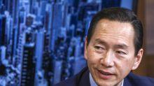 Hong Kong leader Carrie Lam's top adviser has account at US bank closed