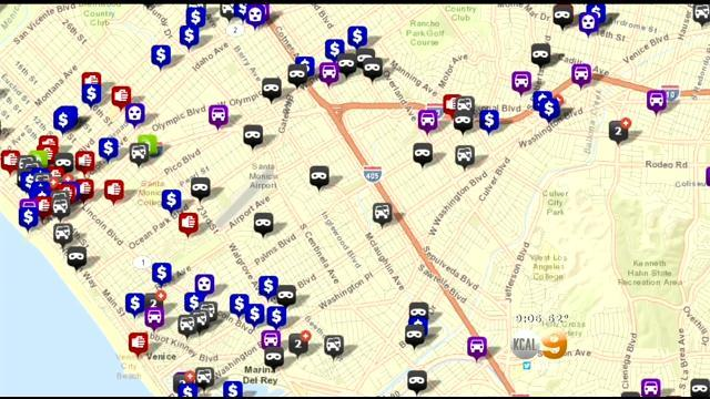 LAPD Pacific Division Uses Experimental Method To Deter Crime
