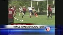 Gorham native Hannah Prince named to US national field hockey team