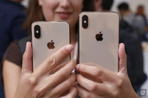 Police told to avoid looking at recent iPhones to avoid lockouts
