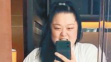 陳嘉佳「增肥」上磅驚現「Error」