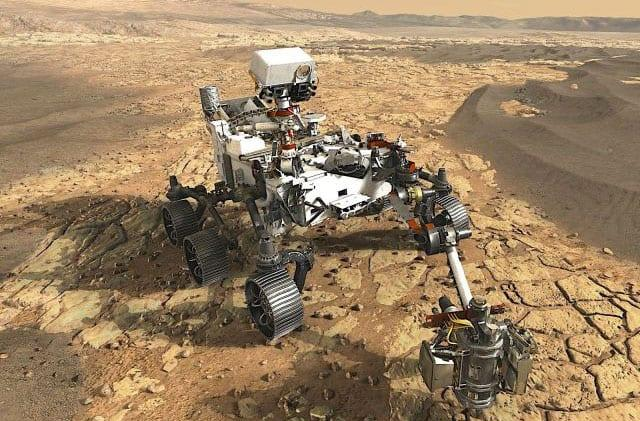 The company behind the robotic arms that help us explore Mars
