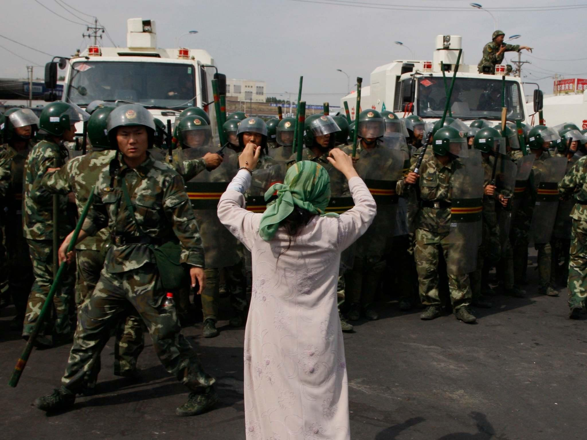 "China has been urged to stop its mass detention of Uighur Muslims by 22 members of the United Nations Human Rights Council in the first such joint move on the issue.The UN says at least one million Uighurs and other Muslims have been detained by China in the western region of Xinjiang.In an unprecedented letter seen by Reuters, ambassadors from 22 countries voiced their concerns about reports of unlawful detention in ""large-scale places of detention, as well as widespread surveillance and restrictions, particularly targeting Uighurs and other minorities in Xinjiang"".Britain, France and Germany were among the European nations to join the call, along with Australia, Canada and Japan, but not the United States, which quit the council a year ago.However, the letter fell short of activists demands for a formal statement to be read out at the council, or a resolution submitted for a vote.The letter to the forum's president, dated 8 July, cited China's obligations as a member of the 47-state forum to maintain the highest standards.""We call on China to uphold its national laws and international obligations and to respect human rights and fundamental freedoms, including freedom of religion or belief in Xinjiang and across China,"" the letter said.""We call also on China to refrain from the arbitrary detention and restrictions on freedom of movement of Uighurs, and other Muslim and minority communities in Xinjiang.""It urged China to allow international independent experts, including Michelle Bachelet, the UN high commissioner for human rights, ""meaningful access"" to Xinjiang.Ms Bachelet, a former president of Chile, has lobbied China to grant the UN access to investigate reports of disappearances and arbitrary detentions of Muslims in Xinjiang.Last month, China's ambassador to the UN in Geneva said he hoped Ms Bechelet would take up an invitation to visit.One diplomat told Reuters China's delegation was ""hopping mad"" at the move and was preparing its own letter in response.In a statement, Human Rights Watch welcomed the letter as ""important not only for Xinjiang's population, but for people around the world who depend on the UN's leading rights body to hold even the most powerful countries to account.""At the start of the three-week session, which ends on Friday, the vice-governor of Xinjiang responded to international condemnation of the state-run detention camps by saying they were vocational centres which had helped ""save"" people from extremist influences.Last week, a study said thousands of Muslim children in the region were being separated from their parents in what it called a ""systematic campaign of social re-engineering and cultural genocide""."