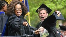 'Don't Use a Fake ID': Oprah, Katie Holmes, Pharrell & More Celeb Commencement Speeches Share Their Best Life Advice