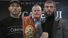 Caleb Plant upsets Jose Uzcategui in Los Angeles for IBF super middleweight title