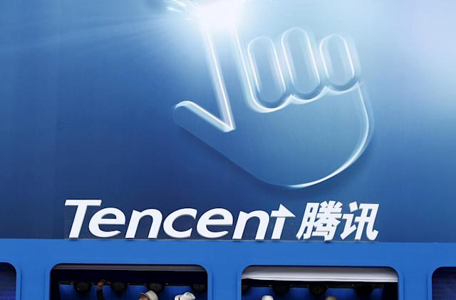 Tencent is bringing its music division to the US