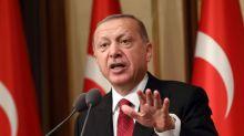 Markets rattled as Turkish lira dives